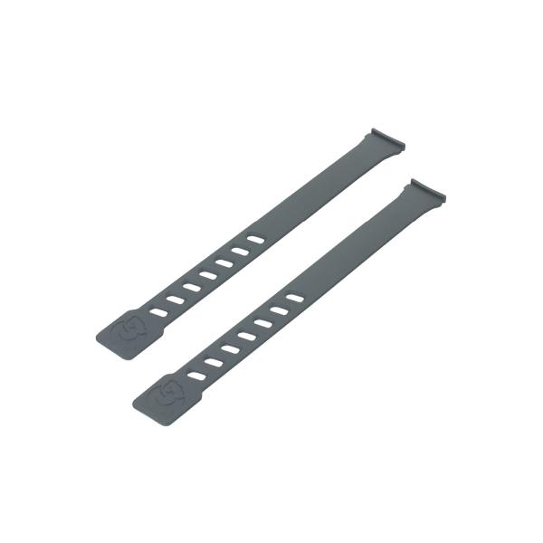 Coppia laccetti colore antracite per seggiolini Air Front e Air Rear