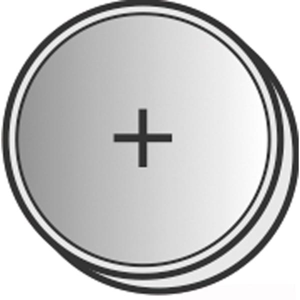Pila a bottone LR44 alta