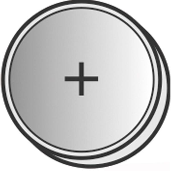 Pila a bottone modello LR1130 bassa