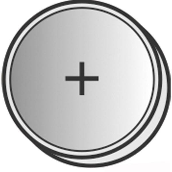 Pila a bottone CR2032 al litio