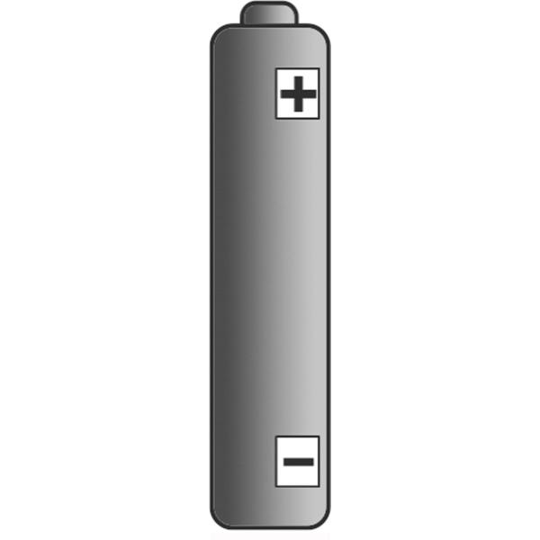 Pila stilo AA 49mm alcalina