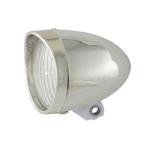 Fanale ciclo RETRO LED bianco