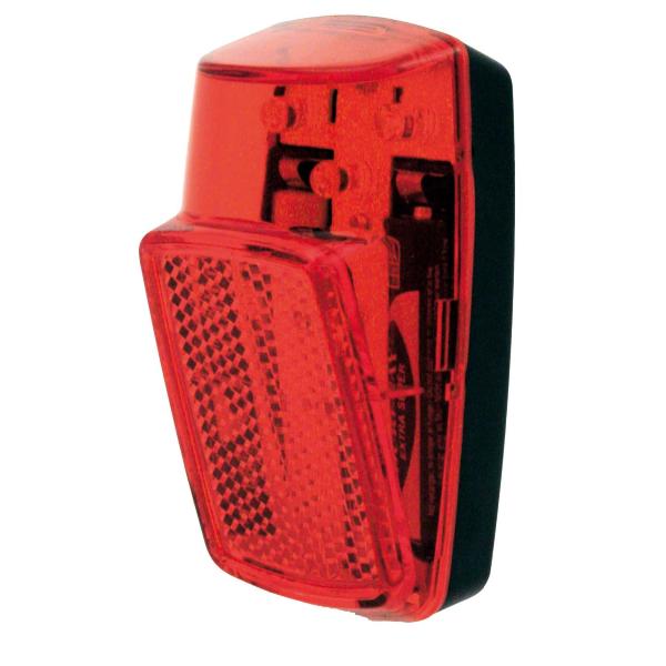 Fanalino posteriore a batteria per parafango