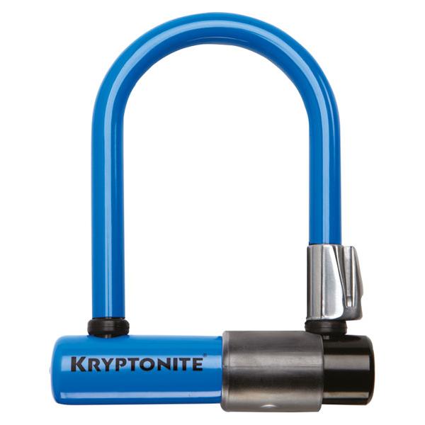 Mini U-Lock Color Skin per personalizzare il Mini U-Lock; colore blu.