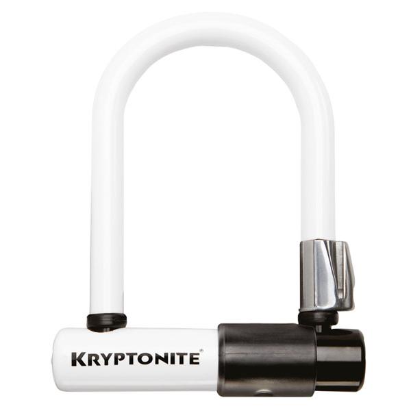 Mini U-Lock Color Skin per personalizzare il Mini U-Lock; colore bianc