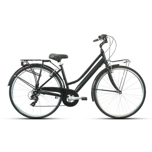 Bicicletta NO BRAND city donna 28 6v alluminio tg.46