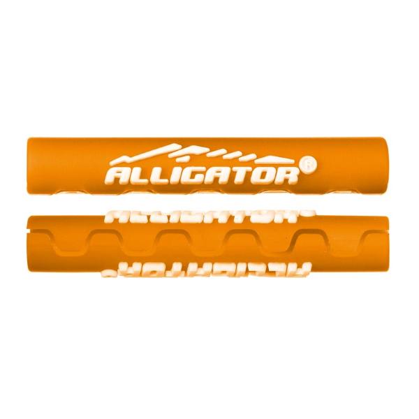 Copriguaina in gomma diametro 4mm arancione - CONFEZIONE 6 pezzi