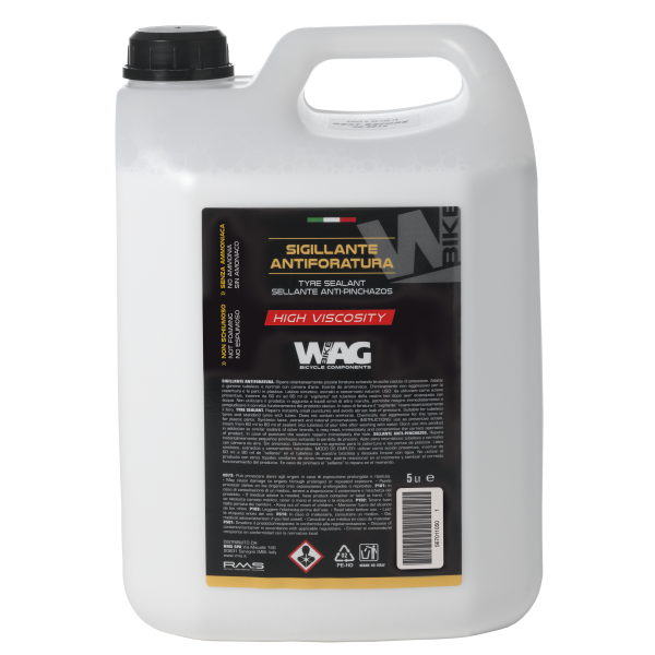 Sigillante non schiumoso ad alta viscosit� senza ammoniaca ideale per