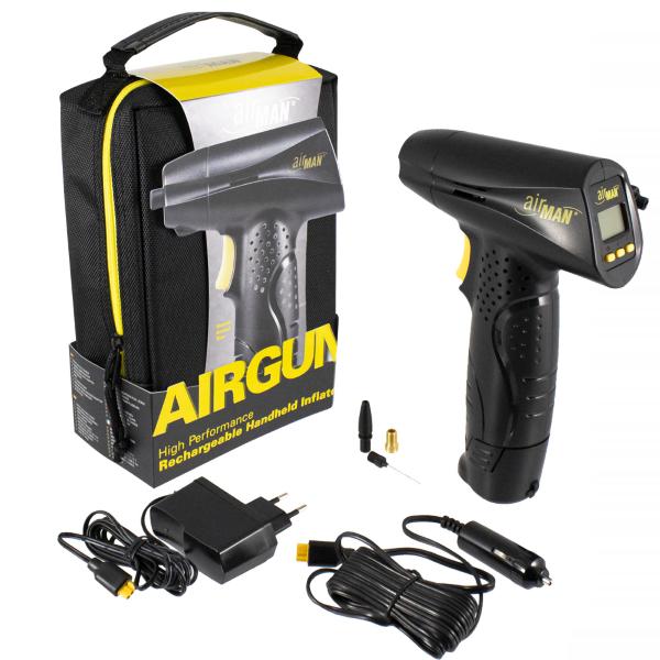 Compressore professionale ricaricabile airgun