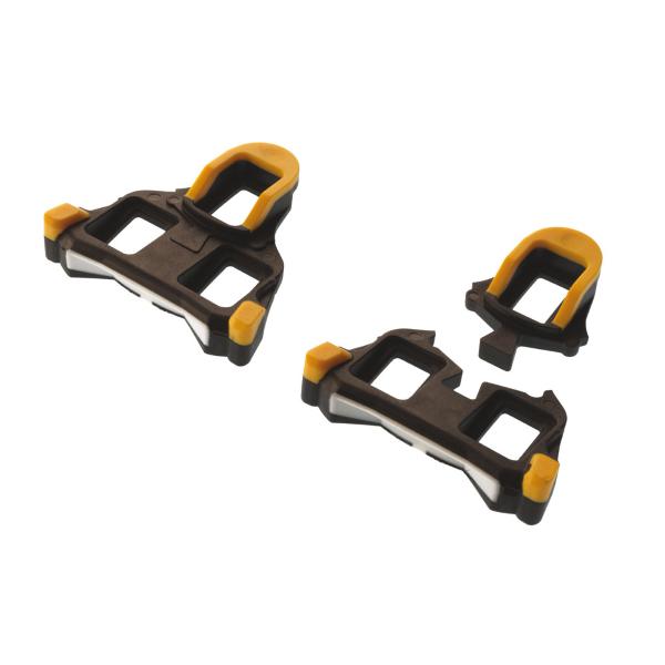 Coppia tacchette fisse compatibili con i modelli Shimano SPD-SL