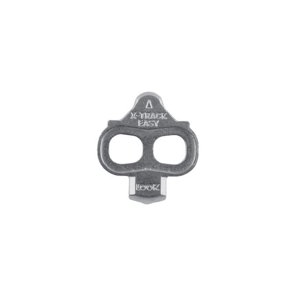 Coppia tacchette SPD MTB X-Track EASY. Sgancio laterale e obliquo.