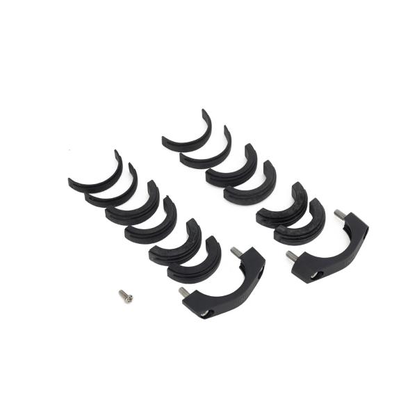 Kit di montaggio supporto display per Intuvia e Nyon. 4 viti di serrag