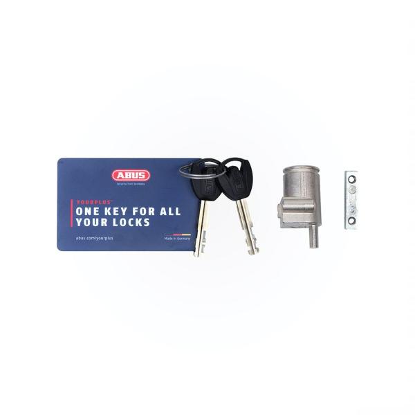 Cilindro di chiusura Plus per Powertube ABUS Bosch con serratura rinfo