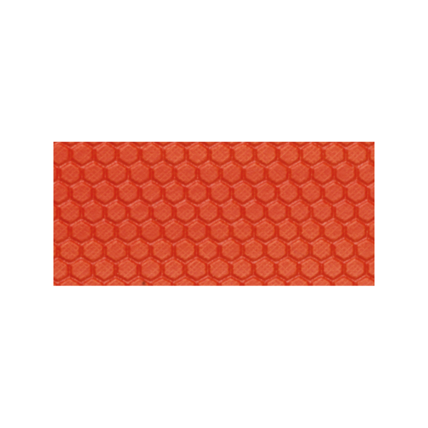Coppia nastri coprimanubrio amtiscivolo con trama esagonale. Colore ar