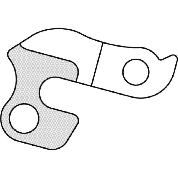 Forcellino cambio GH-006