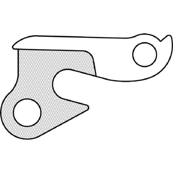 Forcellino cambio GH-018