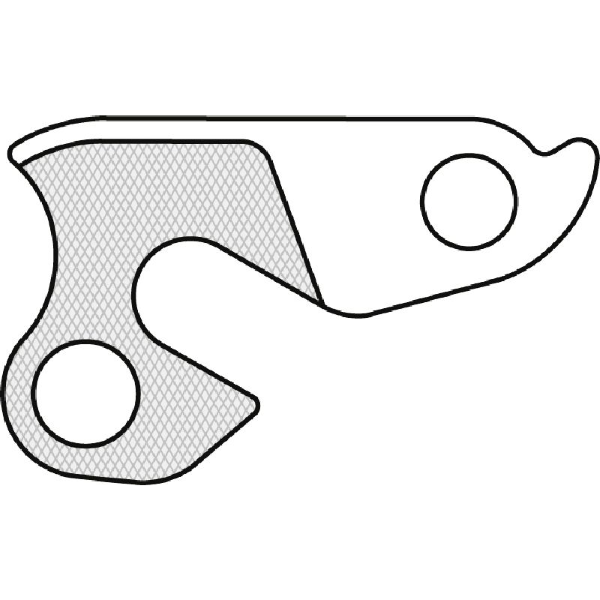 Forcellino cambio GH-022