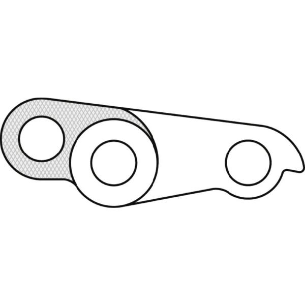 Forcellino cambio GH-087