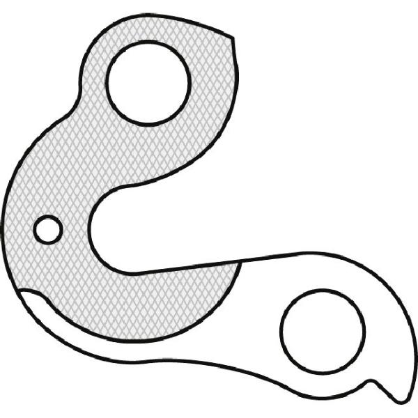 Forcellino cambio GH-090