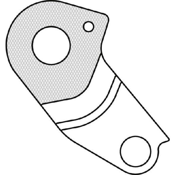 Forcellino cambio GH-095