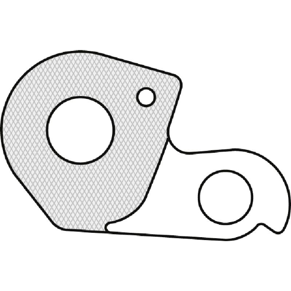Forcellino cambio GH-096