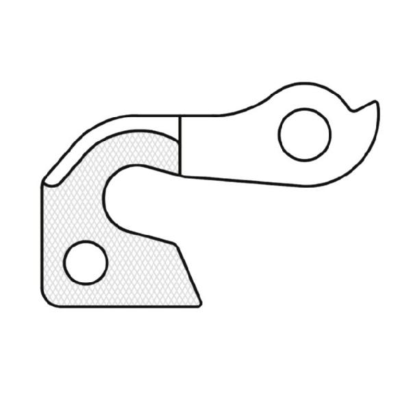 Forcellino cambio GH-100