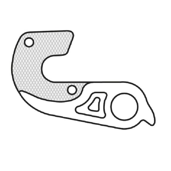 Forcellino cambio GH-140