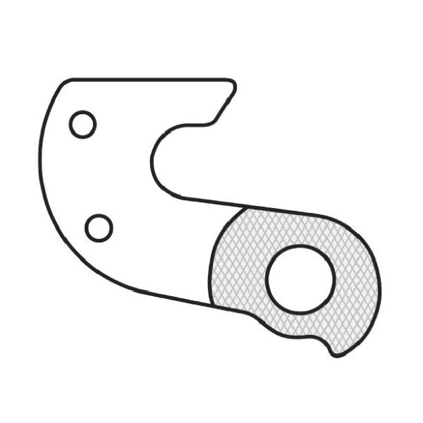 Forcellino cambio GH-151