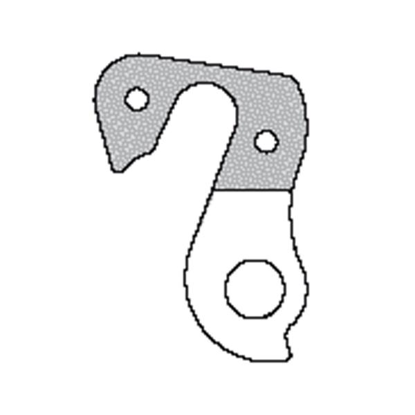 Forcellino cambio GH-155