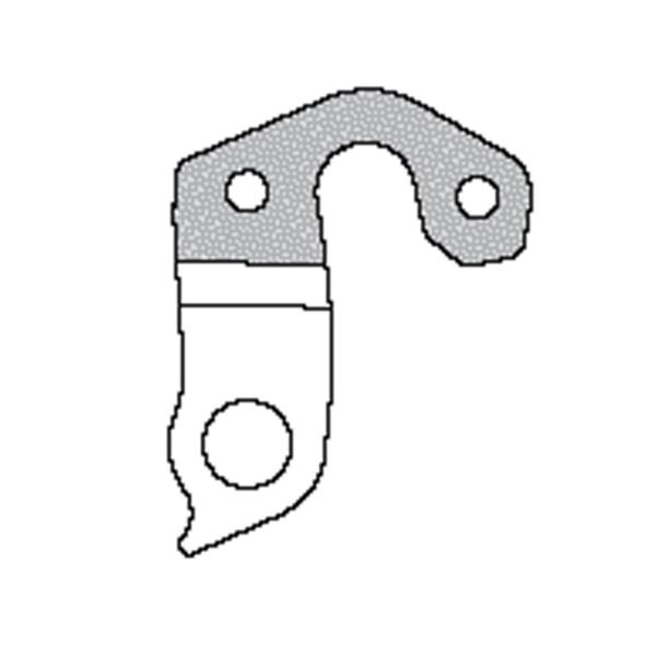 Forcellino cambio GH-156