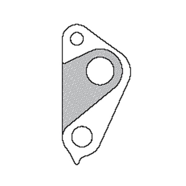 Forcellino cambio GH-159