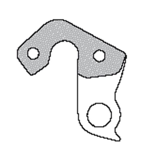 Forcellino cambio GH-163