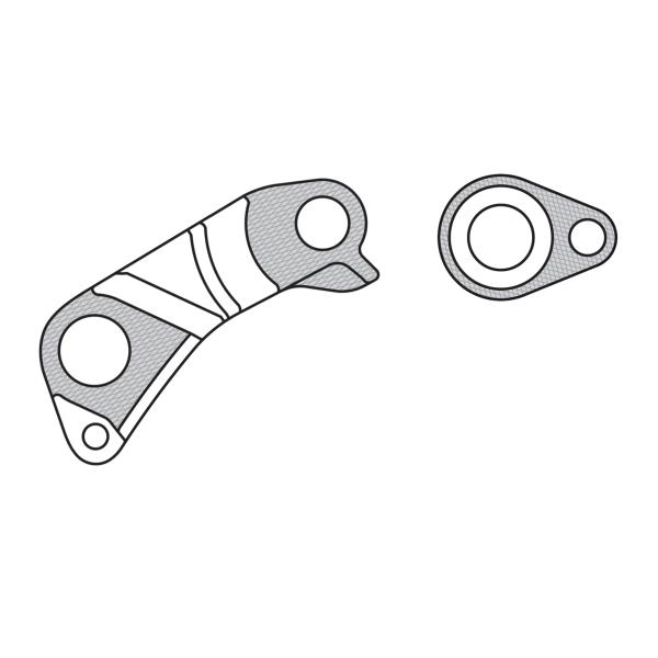 Forcellino cambio GH-181