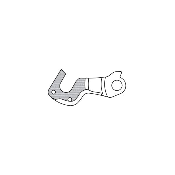 Forcellino cambio GH-257