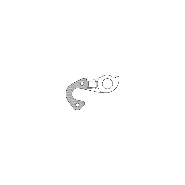 Forcellino cambio GH-264