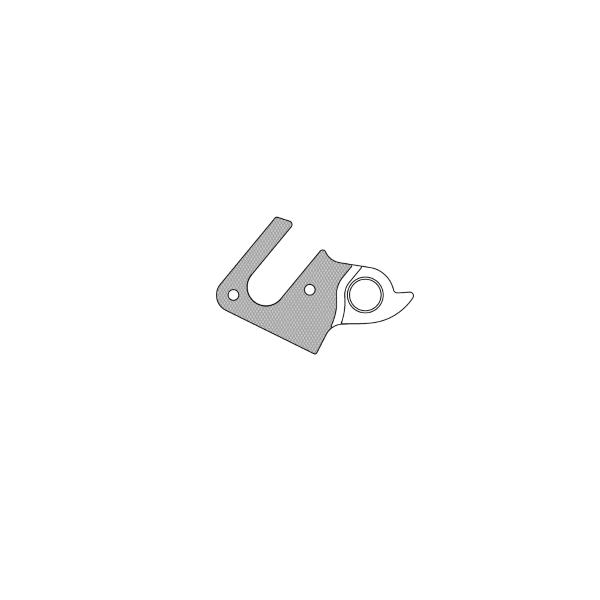 Forcellino cambio GH-288