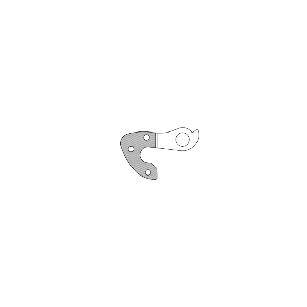 Forcellino cambio GH-289