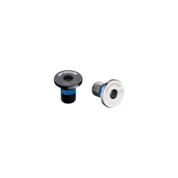 Bulloni fissaggio pedivella OMEGA/GAMMA DRIVE M/exo silver left A. ML2