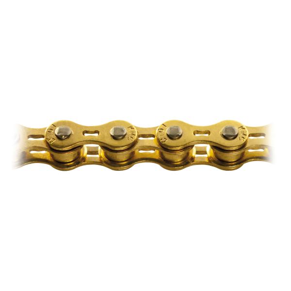 Catena 1/2x1/8 PISTA D101 gold