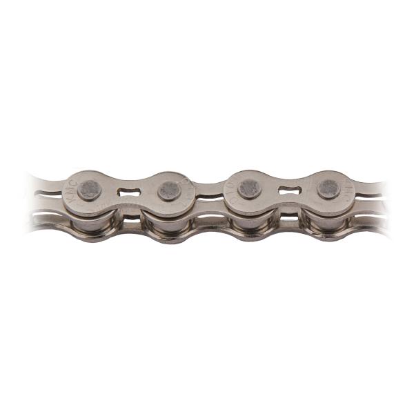 Catena 1/2x1/8 PISTA D101 silver