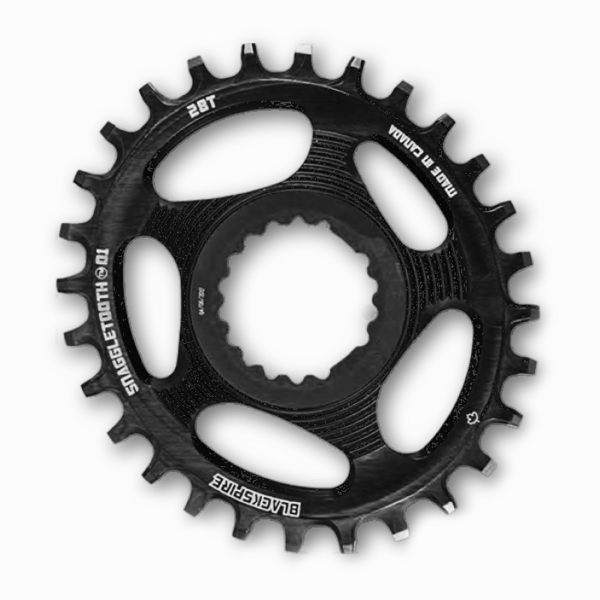 Corona Snaggletooth Ovale 30 direct mount Cannondale