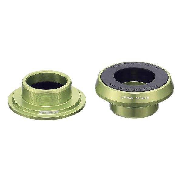 Adattatore BB30A/PF30A corsa per Guarnitura M/exo 24mm EL213 verde Can