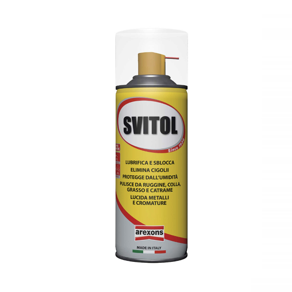 Lubrificante spray svitol 200ml NO UTF